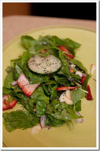 spinachstrawberrysalad8