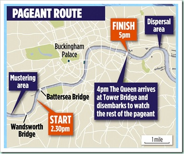 pageant route