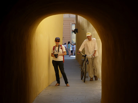 Sibiu: On Sibian alleys