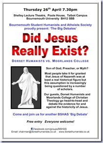 Jesus Debate
