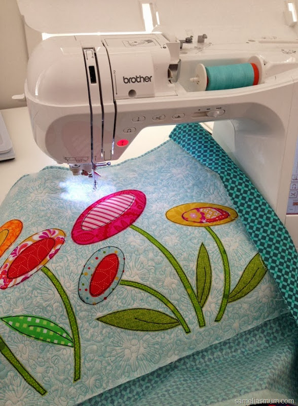 Bloom Quilting