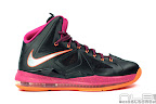 lebron10 floridians 01 web white The Showcase: Nike LeBron X Miami Floridians Throwback