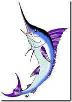 peces clipart blogolorear (1)