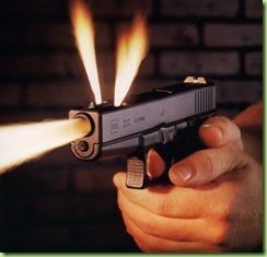 glock shot