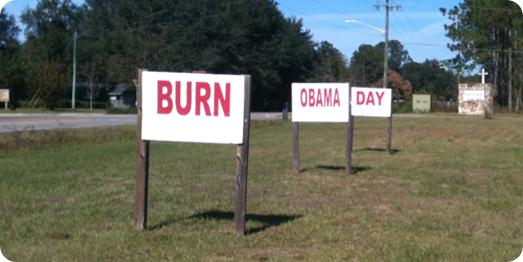 burn signs