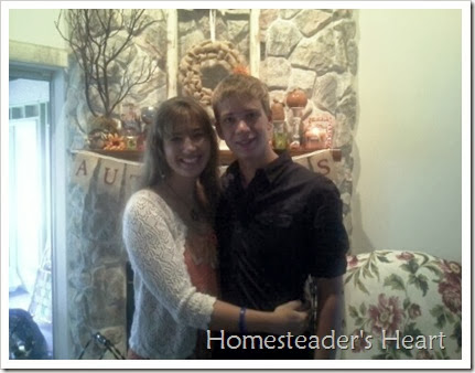 Homesteader's Heart