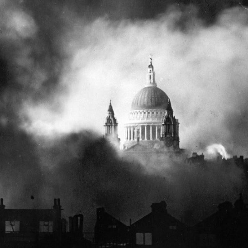A Segunda Guerra Mundial em fotos: A Batalha da Grã-Bretanha