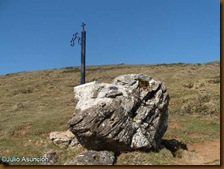 Piedra mirador - Azpegi