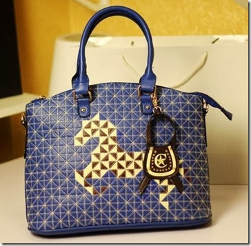 ID 4827 (190.000) - PU Leather, 35x28x14, tali panjang