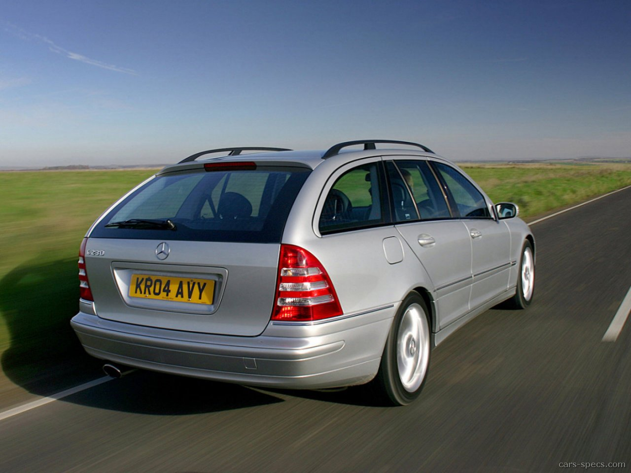 2005 mercedes benz c class wagon specifications pictures. Black Bedroom Furniture Sets. Home Design Ideas