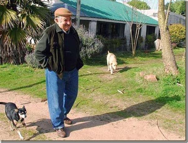 O Presidente do Uruguai José Mujica (9)