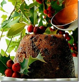 Delia Smith Christmas Pudding