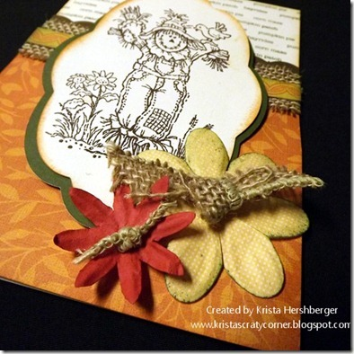 Sept SOTM flower-burlap close up_thumb[1]