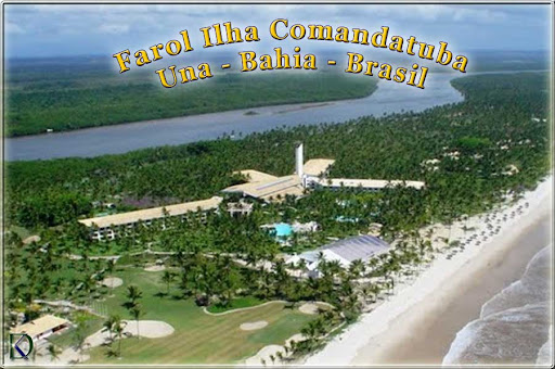 Farol Hotel Transamerica, Ilha Comandatuba, Una, Bahia, Brasil