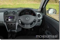 Dacia Sandero tegen de concurrentie 06