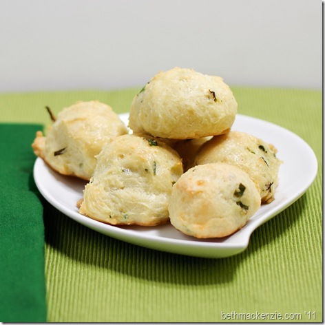 Chive gougeres18
