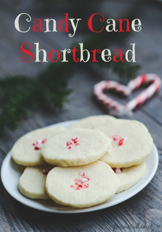 Candy Cane Shortbread Christmas Playlist Personally Andrea