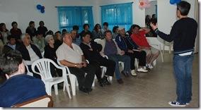 Se realizó la segunda asamblea del Presupuesto Participativo en San Bernardo