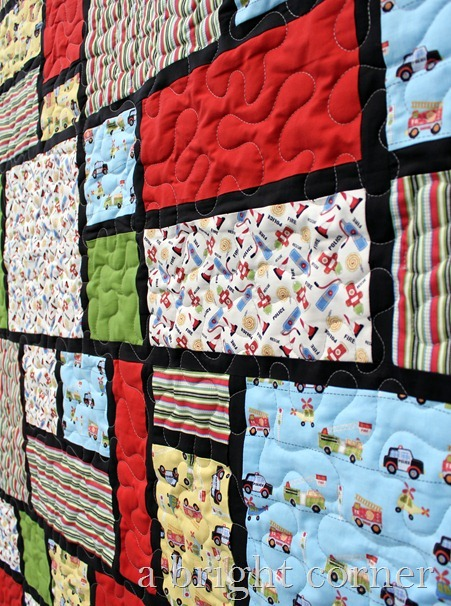 Jack's Blocks quilt 3