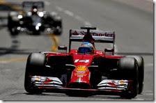 Fernando Alonso a Montecarlo
