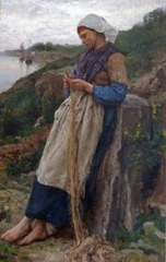 A fisherman's Daughter
