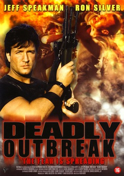 Deadly outbreak poster