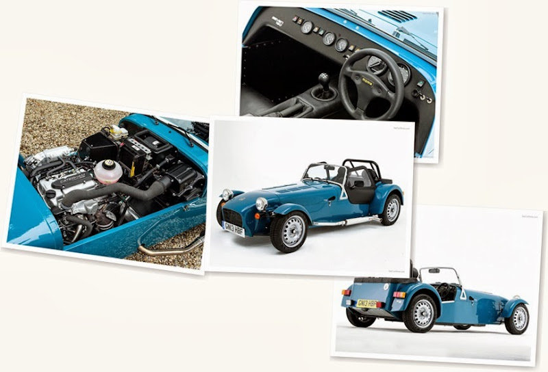 2013 Caterham Seven 160 All New Cars New Zealand