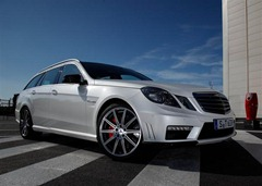 Mercedes-Benz-E63-AMG-Wagon-2012-Front-Low-Angle