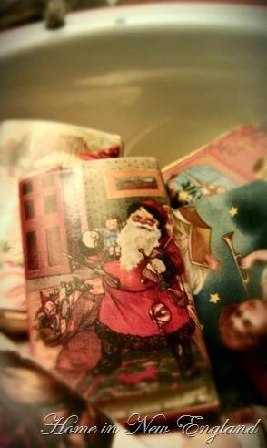 Santa chocolate2