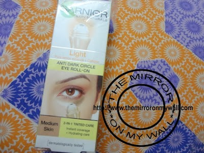 Garnier Light Anti Dark Circle Eye Roll On Medium