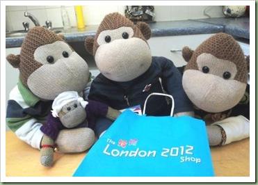 London Olympic mascot