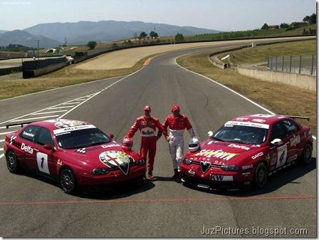 Alfa Romeo 156 GTA Autodelta (2003)4