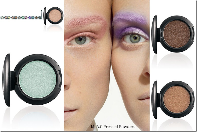 MAC PRESSED POWDERS