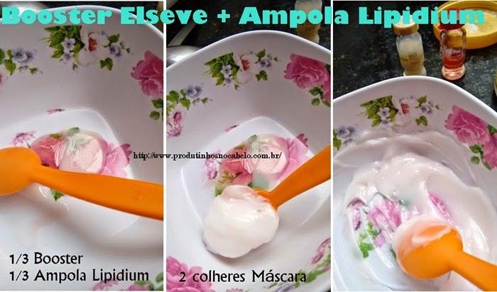 ampola Lipidum LOréal
