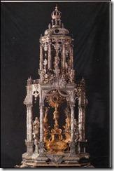 Custodia de la catedral de Teruel