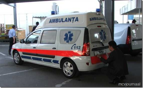 Dacia als ambulance 05