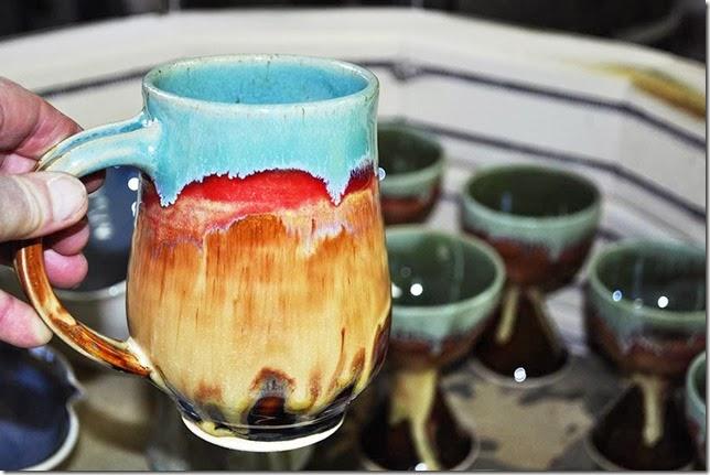 Joyful Blaze mug