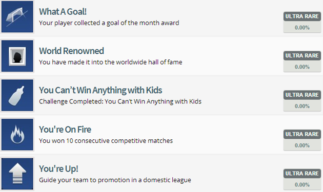 FM14 steam achievments 14
