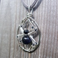 StormTheCastle's Spider pendant