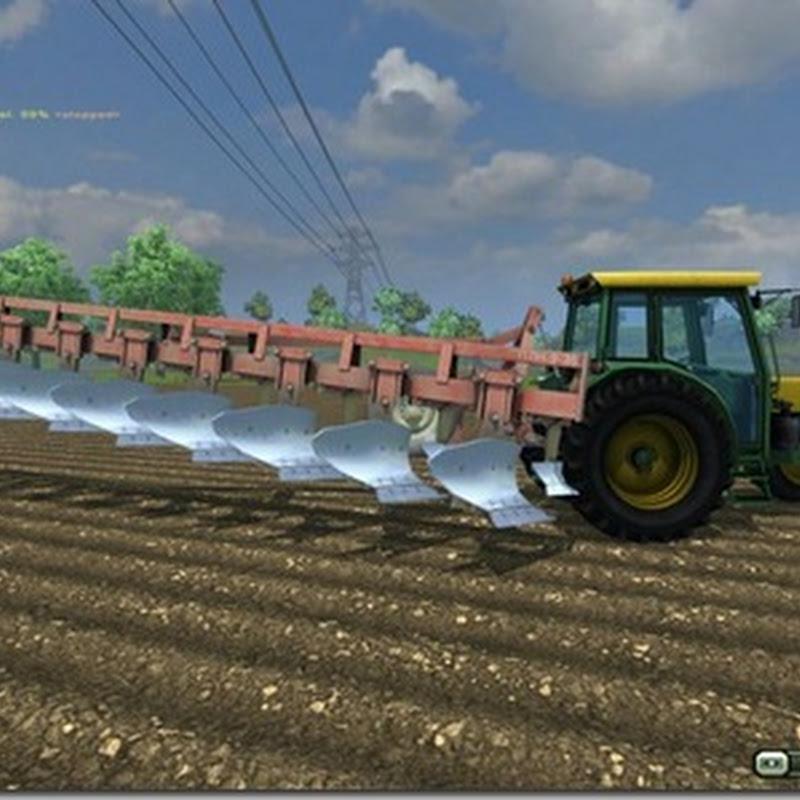 Farming simulator 2013 - Minsk PLN 9 35 v2 (aratro)