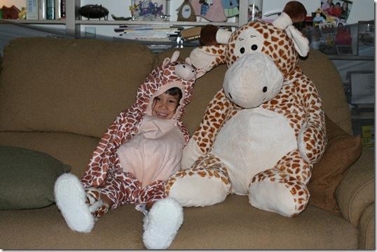 Giraffe Maisie