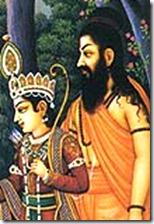 Vishvamitra and Lakshmana