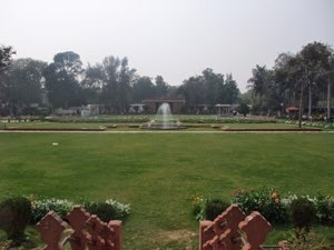 Gandhi Smitri Gardens
