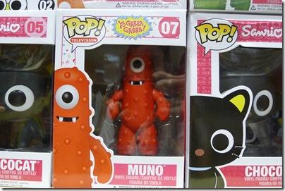 Funko Pop! TV Vinyl Yo Gabba Gabba! Muno