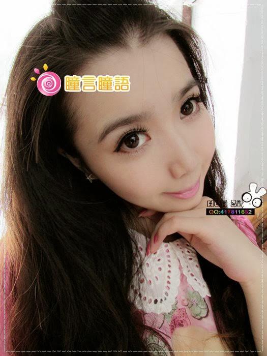 韓國NEO隱形眼鏡-NEO可人兒咖(日拋)16