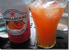 san pellegrino in glass, 240baon