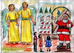 Christmas Calltoon