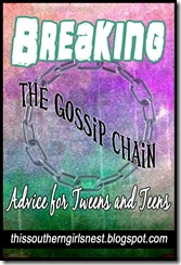 breaking the gossip chain logo copy