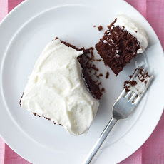 Busy-Day Chocolate Cake