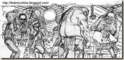 Vignetta a matita